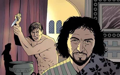 David e Saul