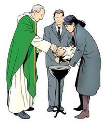 Batismo iniciação sacramental