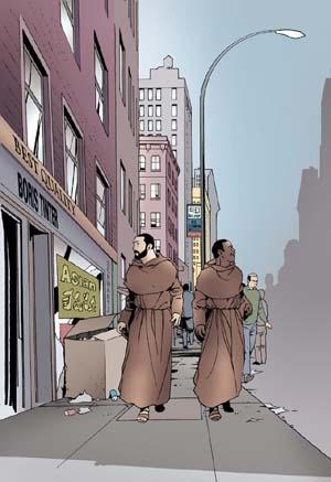Missionários franciscanos