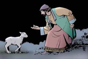 Le mauvais pasteur