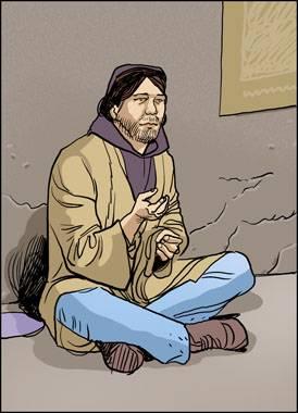Un mendiant