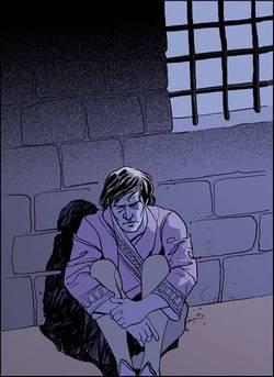 François en prison