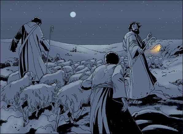 Noël naissance Jésus-Christ