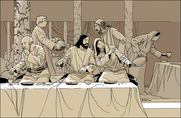 Jésus-Christ noces Canaa