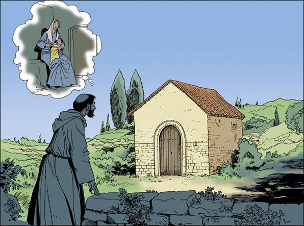 Sainte Marie de la Portioncule