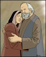 Anne et Joachim