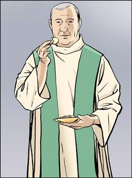 eucharistie communion