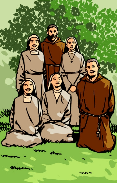 Franciscans and Poor Clares